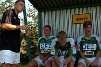 První přípravné utkání dopadlo pro jablonecké fotbalisty dobře. Nad rumunským týmem zvítězili 1:0 gólem Luďka Zelenky.
