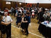 V Železném Brodu si užili městský ples.