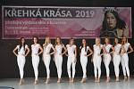 V areálu jabloneckého Eurocentra se představily finalistky Miss ČR