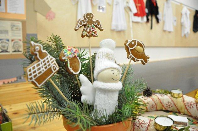 Vánoční trhy v Jablonci