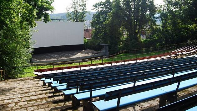 Letní kino v Jablonci n. N.