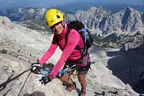 Žena několika profesí, náruživá sportovkyně, pohodová maminka, to je Petra Kadlečková z Jablonce