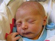 Jakub Michek se narodil Simoně a Pavlovi Michekovým z Desné 11. 10. 2016. Vážil 3480 g a měřil 50 cm