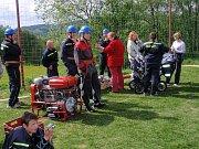 Sbor dobrovolných hasičů Lučany nad Nisou. Mládežnické soutěže.