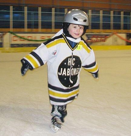 Hokejový klub Vlci a Dům dětí a mládeže v Jablonci Vikýř připravily tradiční jarní maškarní rej na ledě Zimního stadionu.