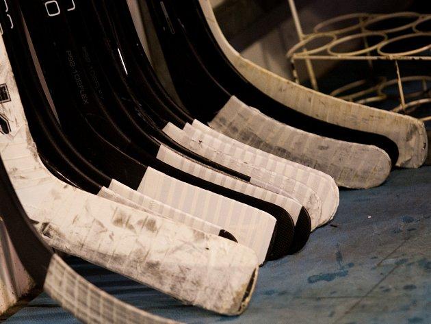 Lední hokej. Ilustrační snímek.