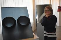 Lenka Junová, odborná pracovnice muzea a spoluautorka projektu.