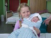 Jakub Tomáš se narodil Janě a Jaroslavovi Tomášovým. Měřil 48 centimetrů a vážil 3 080 gramů.