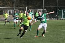 Fotbalová I. A třída: Ruprechtice - Velké Hamry B 1:1