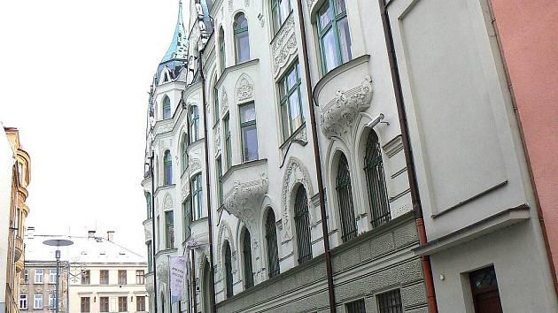 Jablonec nad Nisou. Muzeum skla a bižuterie.