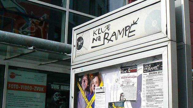 Klub Na Rampě.