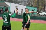 Hamry v posledním domácím zápase divize C vyhrály a ted ještě jedou do Čáslavi.