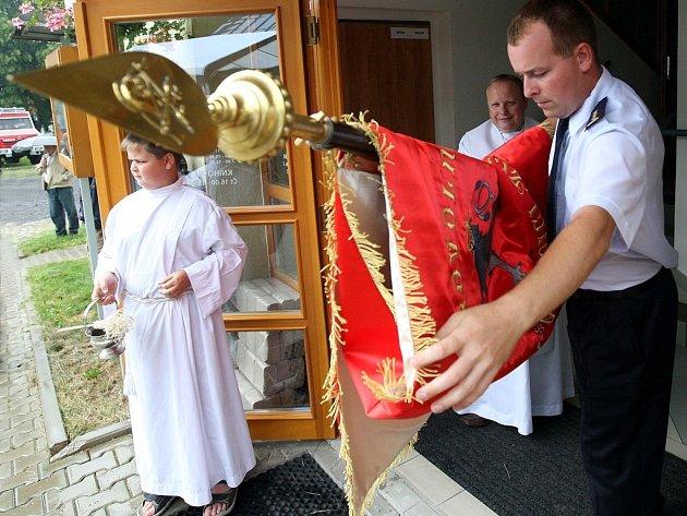 Oslava stopětadvacátého výročí vzniku SDH Zlatá Olešnice