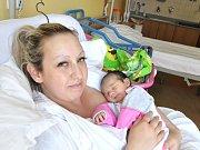 Viktoria Vretenárová se narodila Michaele Ornové a Karolovi Vretenárovi z Liberce dne 28.6.2015 v 7 hodin a 27 minut. Měřila 46 cm a vážila 3100 g.