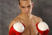 Kickboxer Jiří Havránek.