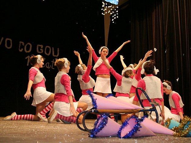 Dětské taneční vystoupení. Ilustrační snímek.