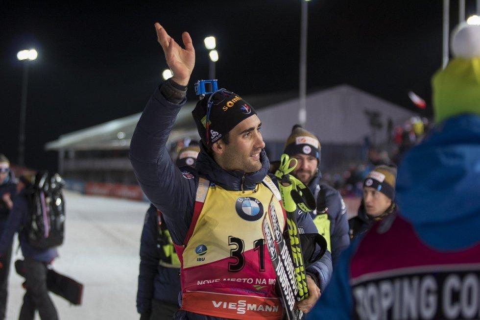 Světový pohár v biatlonu Nové Město na Moravě