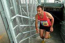 Garmmin Run-Up 2008. Snímek z ostravského klání.