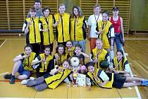 Basketbalistky Bižuterie obsadily na mezinárodním turnaji třetí místo.