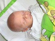 Michal Martečík se narodil Petře a Romanovi Martečíkovým z Jabloného v Podještědí, dne 1. 9. 2014. Měřil 47 cm, vážil 2950 g.