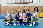 S novou nabídkou přišla cvičitelka Jana Boučková v Semilech. A jejím klientkám se zalíbila, nevynechají ani jednu lekci.
