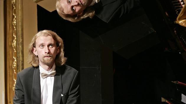 Ivo Kahánek, klavírní virtuos