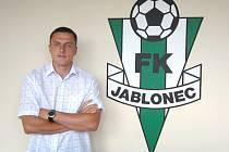 Nový trenér Jablonce Luboš Kozel je mezi prvoligovými trenéry nováčkem.