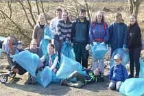 Přes 65 000 dobrovolníků během uplynulého víkendu sesbíralo 1 120 tun odpadů na 2 273 místech v celé České republice.
