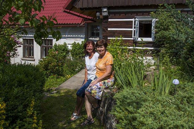 Elke Gessner Sylvii Staňkovou pojí přátelství trvající již půl století. Vše začalo dopisem.