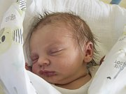 NIKOLAS EHL se narodil v úterý 24. října mamince Nikole Šrámkové z Jablonného v Podještědí.  Měřil 48 cm a vážil 3,35 kg.