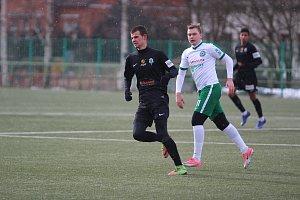 Přátelský duel Hamry a FK Jablonec
