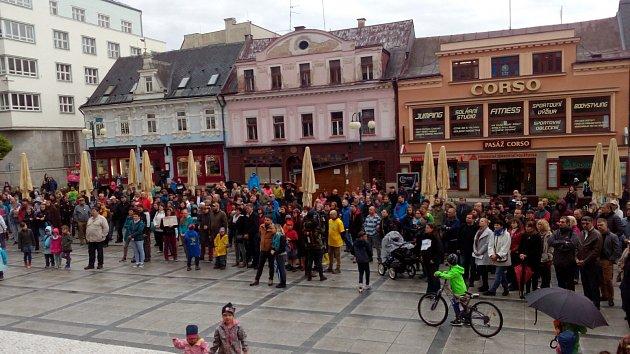 Jablonec protestuje proti Babišovi a spol. Demonostruje se i v obcích