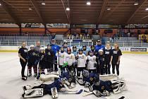 Hokejové soustředění v Jablonci nad Nisou