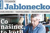 Vychází nový Týdeník Jablonecko.