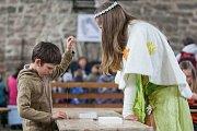 Dětský den s Vílou Izerínou na Jizerce proběhl 7. října již posedmé. Pro děti byly připraveny například dílničky, pohádka, astronomický koutek s možností pozorování slunce nebo ukázka dravců.