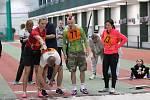 Devadesát závodníků se sešlo na 30. ročníku Silvestrovského desetiboje atletů v jablonecké hale na Střelnici. Absolvovali deset velmi náročných a zajímavých disciplín.