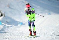 O víkendu vybojovala Helena Karásková stříbrnou medaili na zimním triatlonu v Rumunsku.