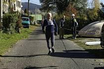 Nejstarším účastníkme přespolního běhu v Českém šumburku byl osmdesátiletý František Bém z AC Slovan Liberec.