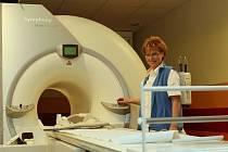 Od 4. května 2009 se rozeběhne zkušební provoz magnetické rezonance. Pracovat s ní bude specialista, který přijde do nemocnice z renomovaného IKEM.