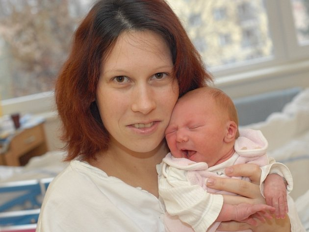 Andrea Regenermelová společně se svou maminkou Lucií Regenermelovu.