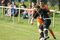 Favorizovaná Nová Ves porazila na domácím hřišti Rádlo 2:0.