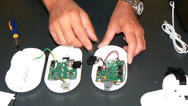 Elektronika. Ilustrační snímek