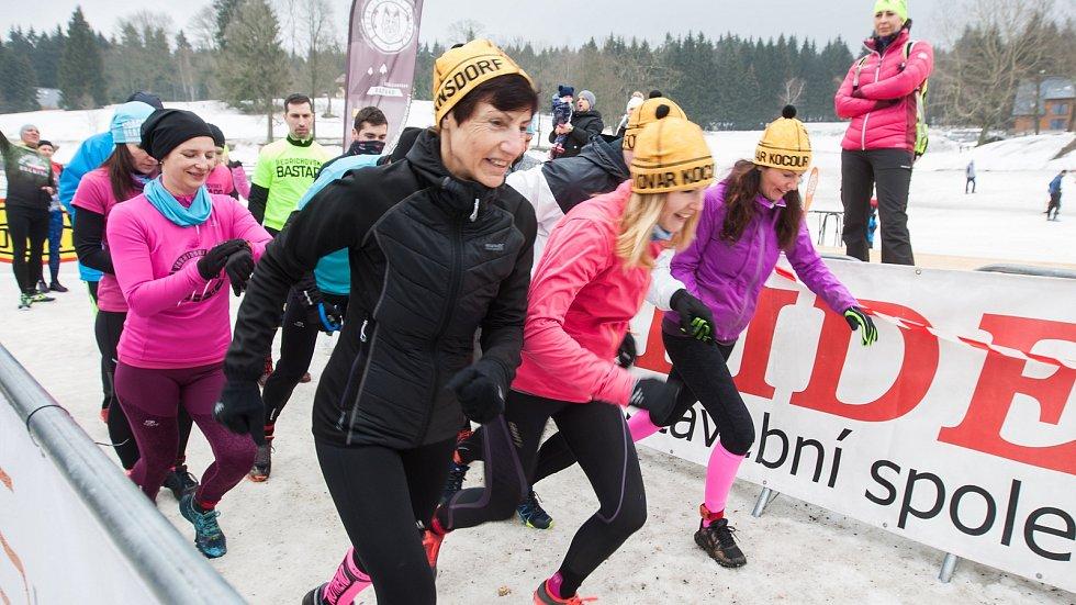 Překážkový běžecký závod Bedřichovský Bastard