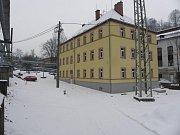 Azylový dům v ulici Za Plynárnou v Jablonci