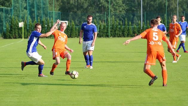 Áčko Mšena utrpělo doma vysokou porážku od týmu Živanic (0:6) a na podzim bude mít v divizní soutěži co napravovat.
