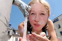 Pitná voda. Ilustrační snímek.