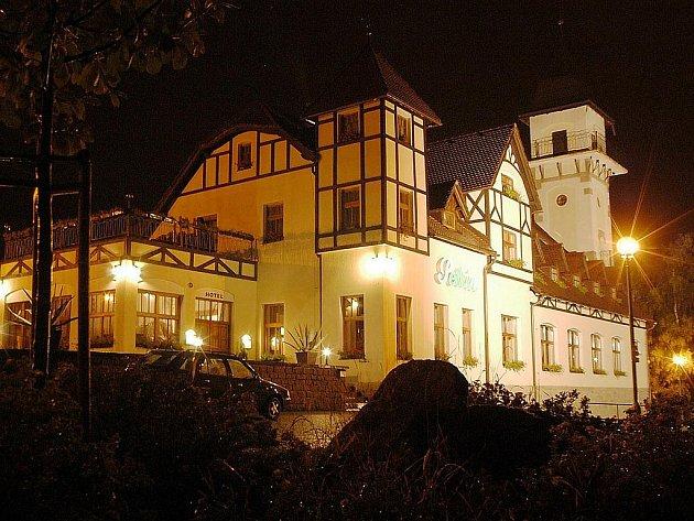 Hotel Petřín Jablonec.