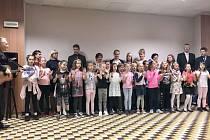 ZŠ Liberecká zahájila školní rok.