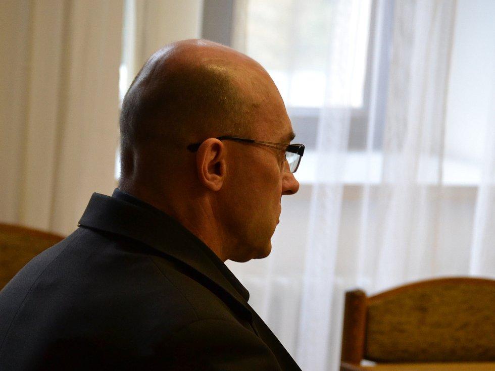Krajský soud v Praze zprostil obžaloby Pavla Šrytra a Jána Kaca (na snímku), protože se podle něj neprokázalo, že skutek spáchali.