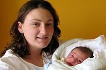 Andrea Kopecká z dcerou Terezou